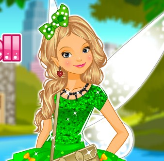 Tinkerbell Today Game