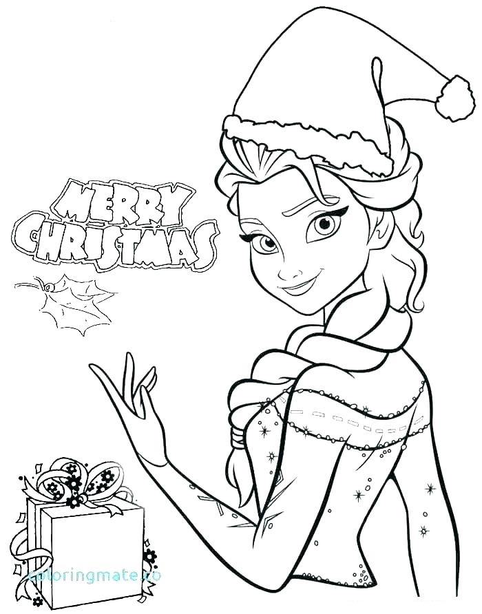 Merry-Christmas-With-Elsa Game