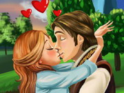 Cinderella Sweet Kiss Game