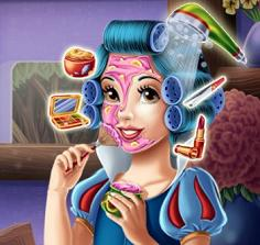 Snow White Real Makeover Game