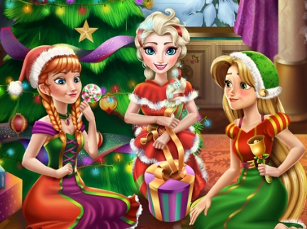 Disney Christmas Party Game