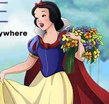 Snow White Forest Adventure Game