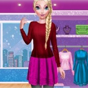 Elsa Winter Day Game